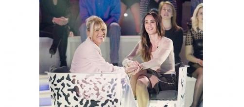 Uomini e donne: Gemma Galgani ospite di Silvia Toffanin a Verissimo sabato 11 marzo.