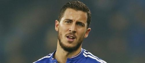 Where is Eden Hazard? Chelsea star 'came as a ghost on Halloween ... - eurosport.co.uk
