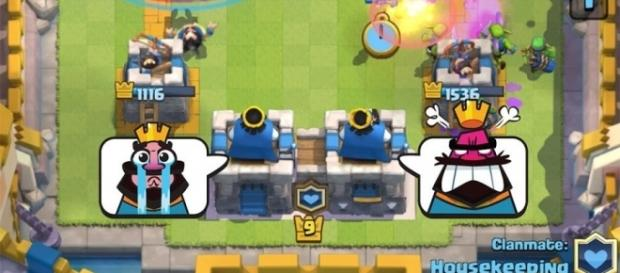 2v2 new game mode clash royale (Photo via Clash Royale Dicas, wikimedia)