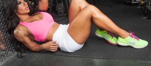 As sete musas fitness mas cobiçadas pelos homens