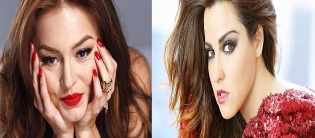 Angelique Boyer e Maite Perroni estrelas das novelas mexicanas
