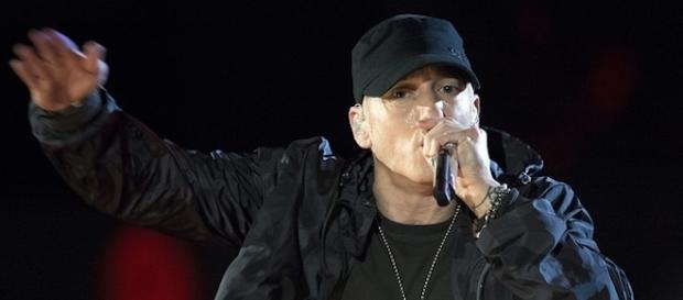 Eminem new album could drop at Glasgow 2017 / Photo via DoD News, Flickr