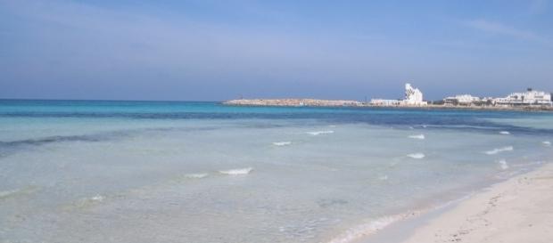 Lo splendido litorale salentino