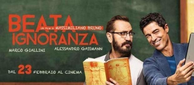 """Marco Giallini e Alessandro Gassmann protagonisti di """"Beata Ignoranza"""""""