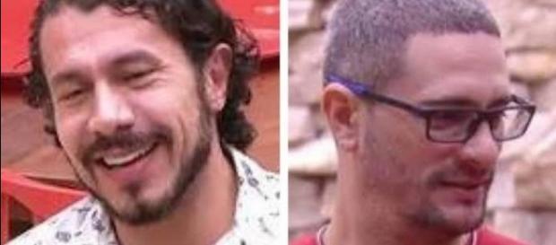 """Rômulo e Daniel foram trocados de lado no """"BBB17"""" nesta sexta-feira (10)"""