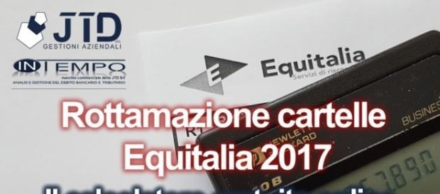 Rottamazione Cartelle Equitalia 2017 – JTD Srl – InTempo Servizi - intemposervizi.com