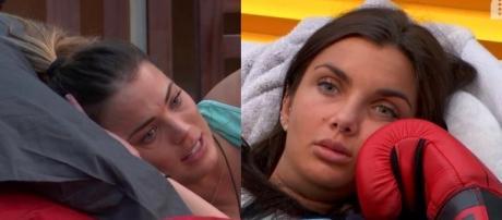 Alyson y Elettra quieren que Aylén abandone la casa de GHVIP5