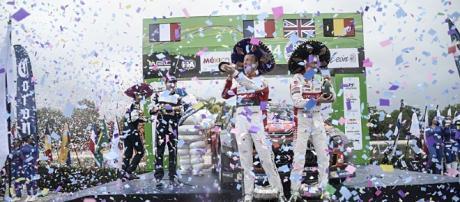 Kris Meeke - Paul Nagle - Vincitori Rally Messico 2017