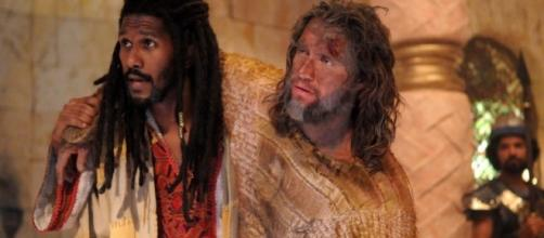 A nova novela bíblica da Record, estreia nesta segunda-feira (13), com uma das histórias mais conhecidas da Bíblia