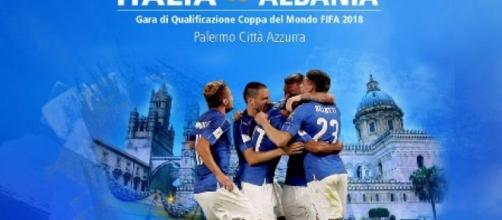 Italia - Albania in programma oggi 24 marzo