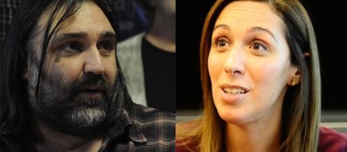 Baradel y Vidal enfrentados por la cuestión docente (Fuente: El Civismo)