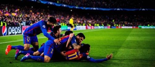 Champions League: El Barcelona remonta al PSG: lo nunca visto ... - elpais.com