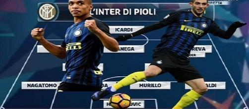Inter, per Pioli due esclusioni contro l'Atalanta