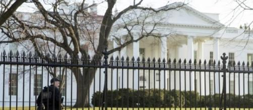 Intruder Arrested After Entering White House Grounds | 88.5 WFDD - wfdd.org