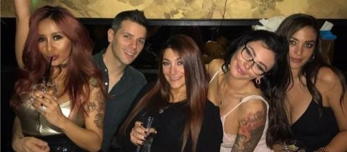 """Jersey Shore"" girls - NewsLocker - newslocker.com"