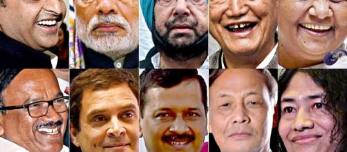 Live: UP Elections 2017: 22.84% voter turnout recorded in UP till 11am - indiatimes.com