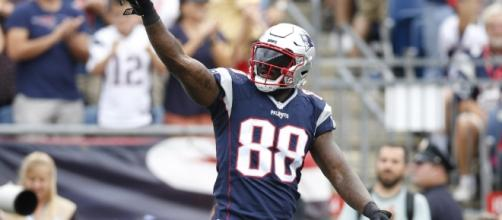 Martellus Bennett says Patriots offense is 'like a box of ... - usatoday.com