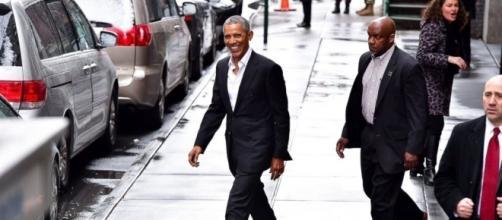 Obamas meet Bono for lunch in NYC – The Grenada Star - grenadastar.com