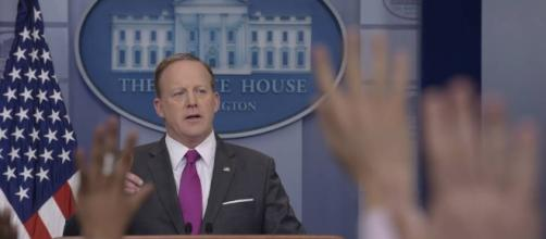 Sean Spicer is making all kinds of mistakes lately ... - ddns.net
