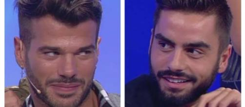 Uomini & Donne: bacio tra Claudio Sona e Mario (26 Novembre) - vistomagazine.com