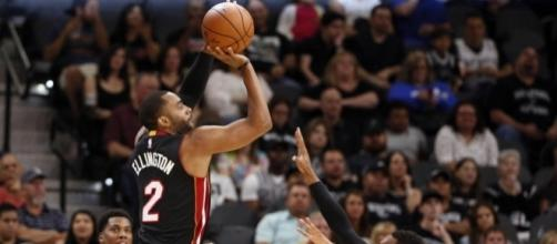 Wayne Ellington has made most three-pointers for the Heat this season - allucanheat.com