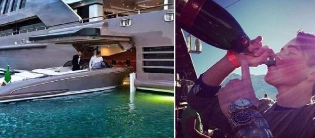 Esses jovens nasceram ricos e adoram ostentar uma vida luxuosa no Instagram.