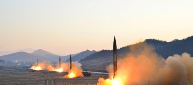 Estados Unidos sigue adelante con las defensas de misiles de Corea del Sur