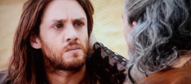 Otniel se recorda de seu pai Quenaz e ganha força para lutar