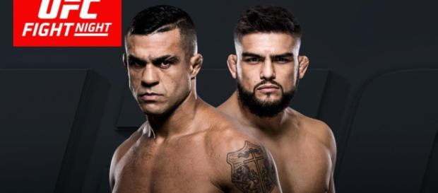 UFC Fight Night em Fortaleza, ao vivo