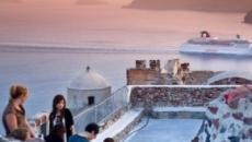 Usufrua dos passeios inesquecíveis ao vulcão e à caldeira de Santorini na Grécia