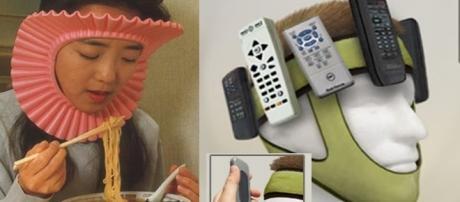 Alguns produtos têm funcionalidades bizarras