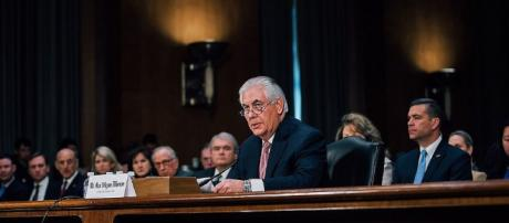 Rex Tillerson Photo Credit: Prachatai