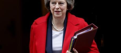 U.K. prime minister pledges Brexit details in weeks - Portland ... - pressherald.com