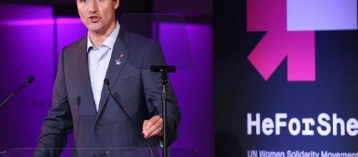 Justin Trudeau, primer ministro de Canadá, se declara feminista