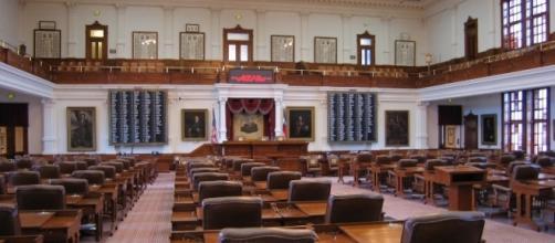 Photo Texas House Chamber by Edward Jackson/Public Domain