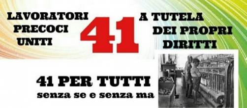 Ultime notizie pensioni, lunedì 13 marzo: giovani, firmate la petizione 'pensione per tutti dopo 41 anni'