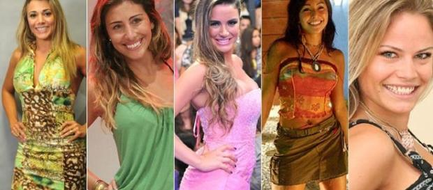 as mais gatas de todos os bbb!