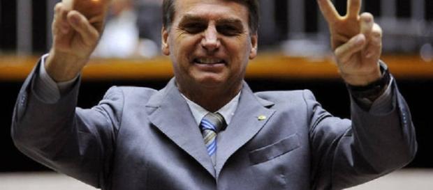 Bolsonaro pretende se lançar presidente em 2018