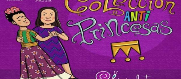 Colección Antiprincesas, para niñas y niños