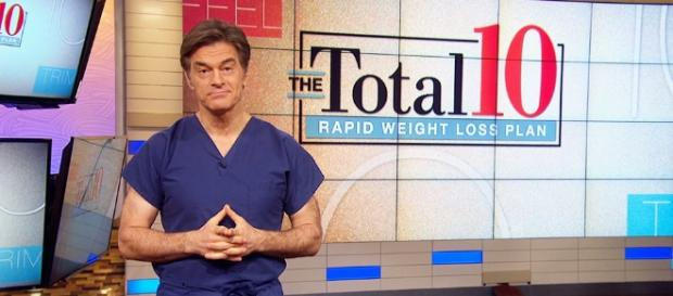 Dr. Oz Explains the Total 10 Rapid Weight-Loss Plan - Total 10 ... - doctoroz.com