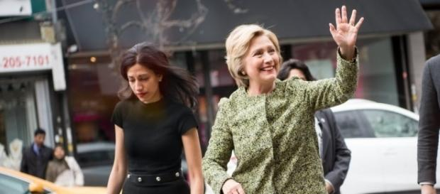 Hillary Clinton and aide Huma ... - politifact.com BN support