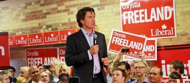 Justin Trudeau publicó un libro de memorias en el 2014