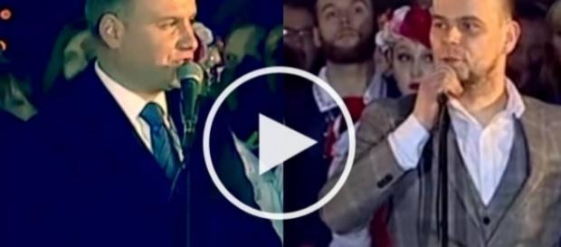 Prezydent Duda vs. młody Polak