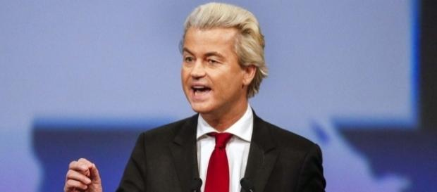 This is Geert Wilders - the anti-Islam, anti-EU leader