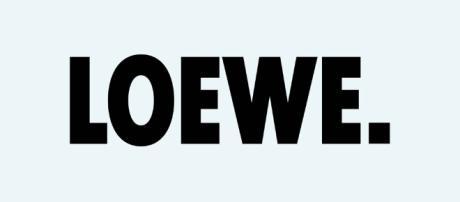 Loewe es una firma española de alta gama con más de 100 años de antiguedad.