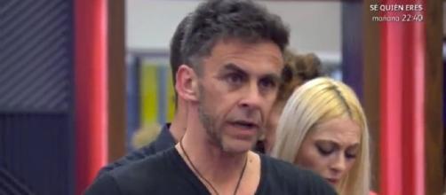 Alonso Caparrós y su adicción a la cocaína.