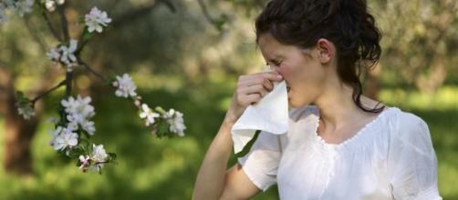 Arrivano le allergie di primavera