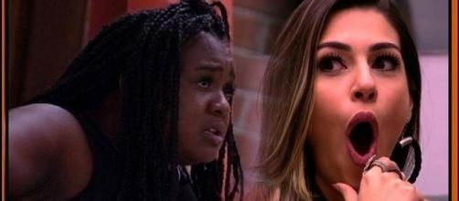 BBB: Roberta e Vivian podem ser expulsas