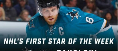 Calm, cool, confident. Who else would you want to lead your team? - sjsharks.com