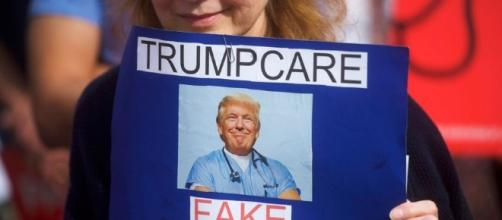 Daily Kos - dailykos.com Trumcare is for the healthy and rich